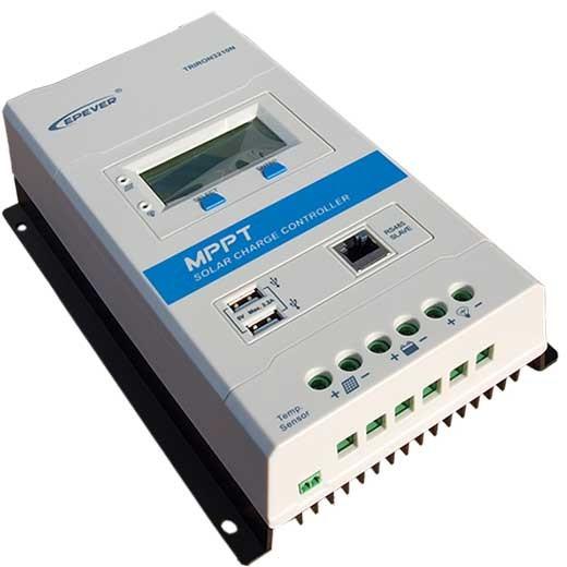 Laddningsregulator MPPT Trion 40 A, 100 V