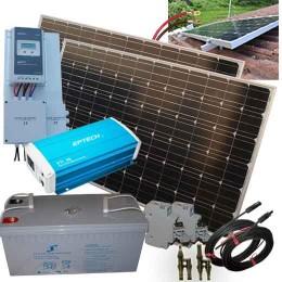 Solcellspaket, 230V, 500W,