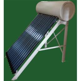 solfångare, heatpipe, 80L,tryck
