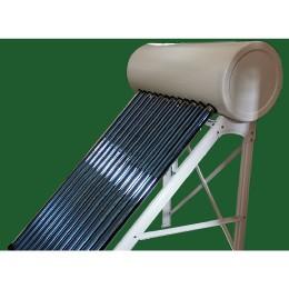 Integrerad solfångare 80 L,ej tryck