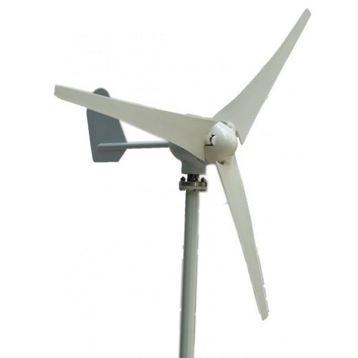 Vindkraftsverk, 500W, 24V