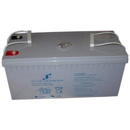 AGM-batteri 12 V, 200 Ah