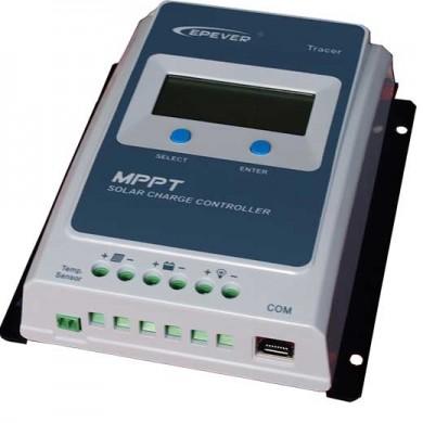 Laddningsregulator, MPPT-tracer-AN, 30 A