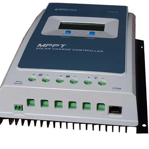 Laddningsregulator, MPPT-tracer-AN, 40 A