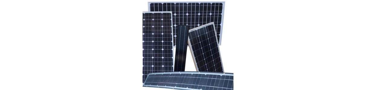 12 V solceller