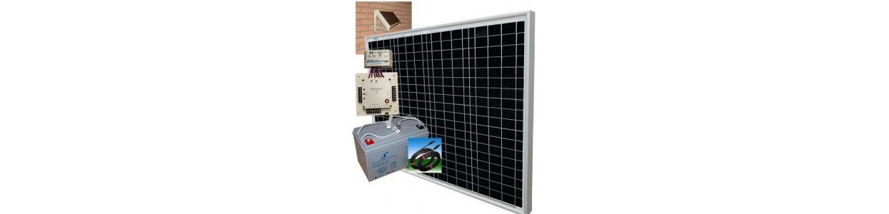 Solcellspaket för allas behov
