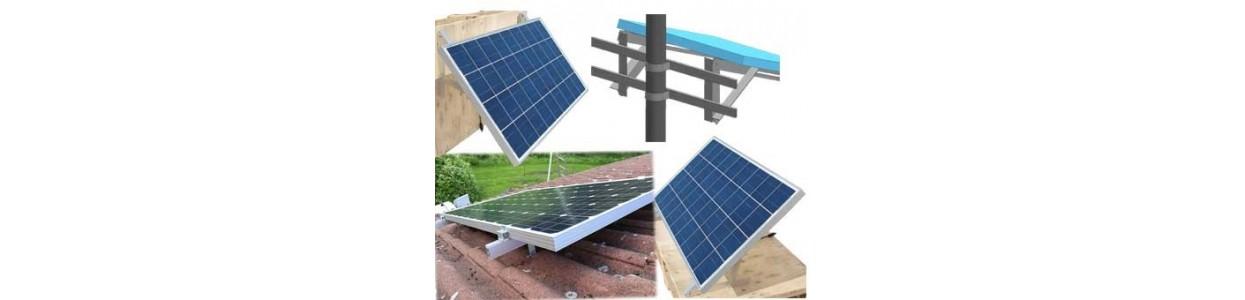 Installations material för solceller