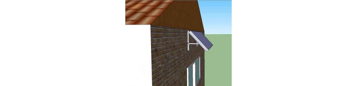 Monyeringssats för vägg & tak