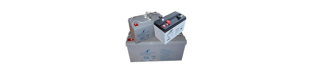 Gel & AGM-batterier