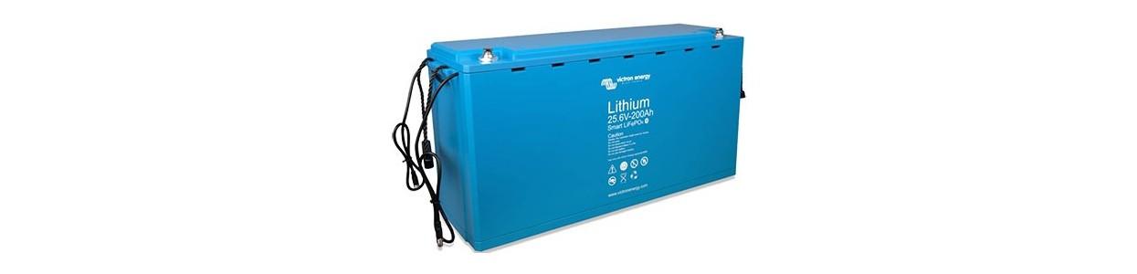 Li-batterier