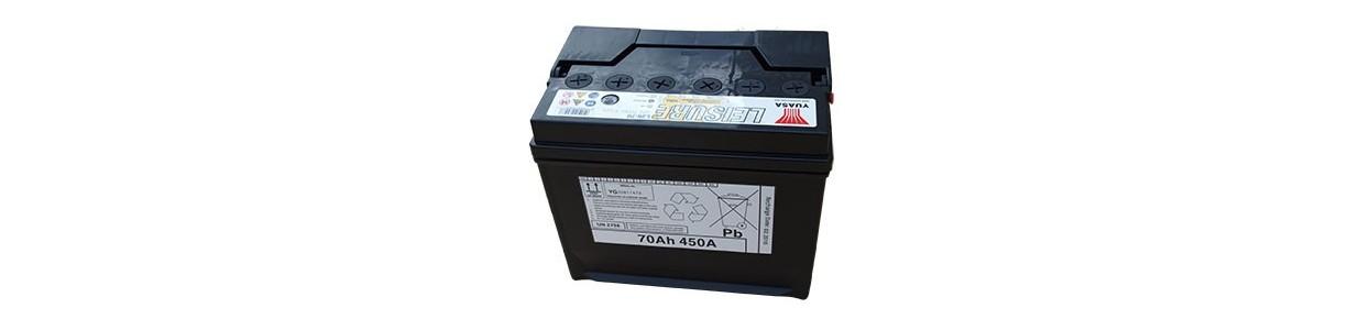 Fritidsbatterier